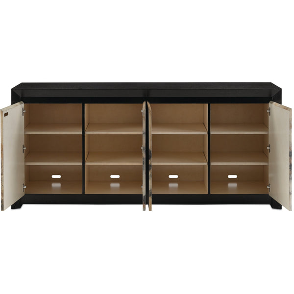 Currey and Company Karlson Credenza 3000-0032
