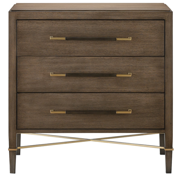 Currey and Company Verona Chanterelle Chest 3000-0118