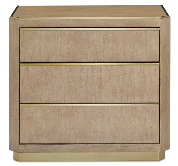 Currey and Company Bali Chest 3000-0143