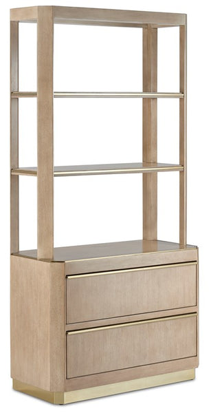 Currey and Company Bali Storage Etagere 3000-0145