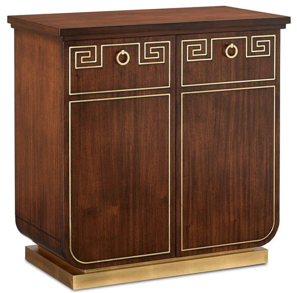 Currey and Company Zoe Cabinet 3000-0146
