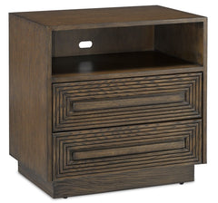 Currey and Company Morombe Cocoa Nightstand 3000-0148