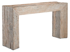 Currey and Company Kanor Console Table 3000-0170