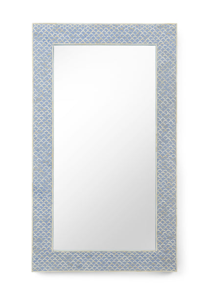 Chelsea House Elgon Mirror - Blue 383486