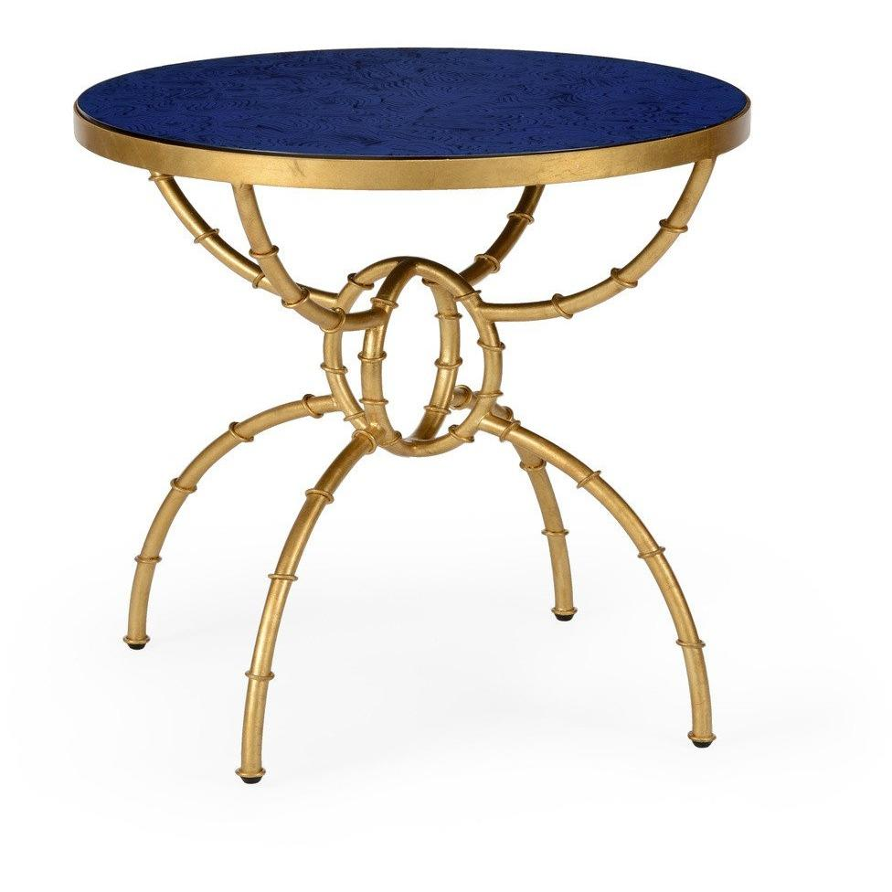 Lovecup Bamboo Side Table - Lapis - LOVECUP