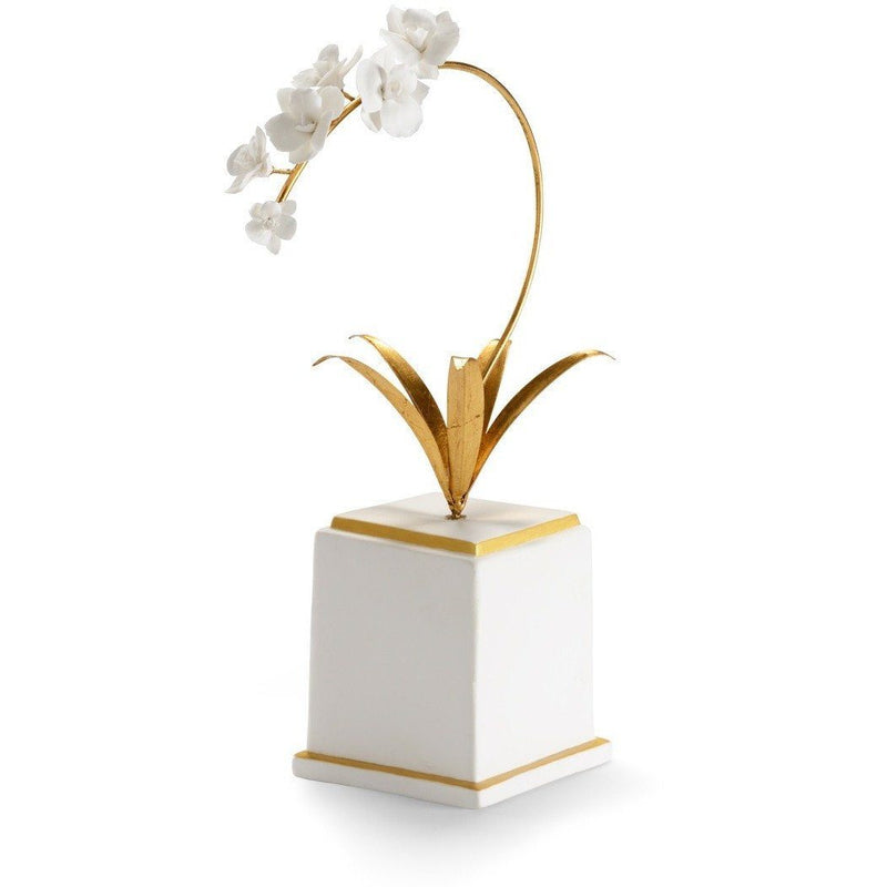 Square Gold Flower Accent - LOVECUP - 1