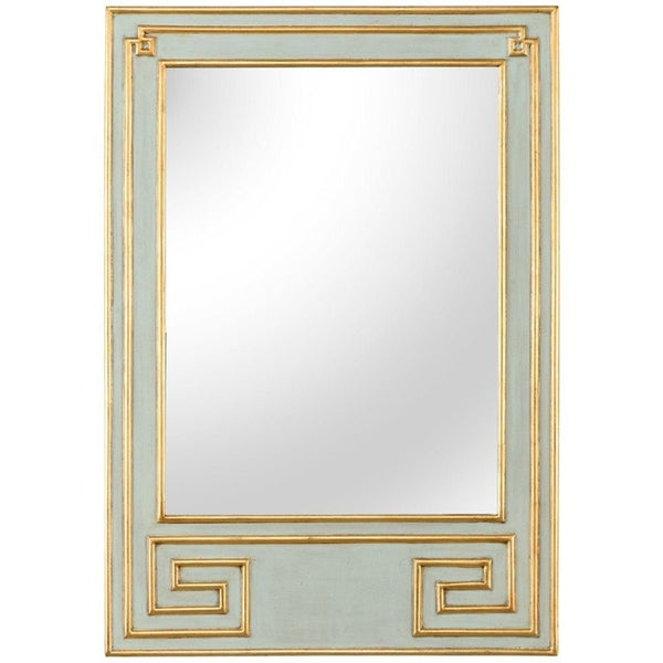 Chelsea House Greek Green Hall Mirror 383293