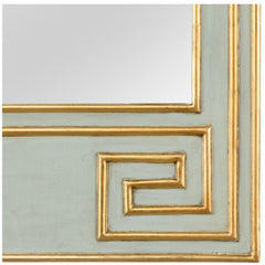 Chelsea House Greek Green Hall Mirror 383293 - LOVECUP