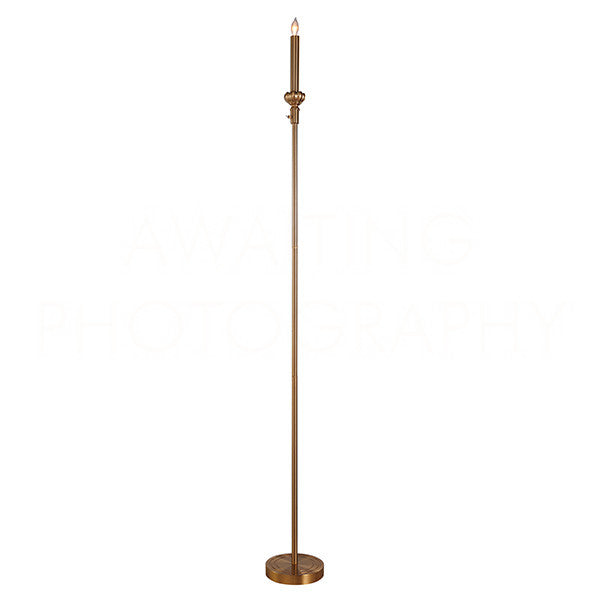 Aidan Gray Jack Floor Lamp L899 Gold