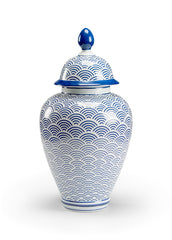Chelsea House Scale Vase - Blue 383559