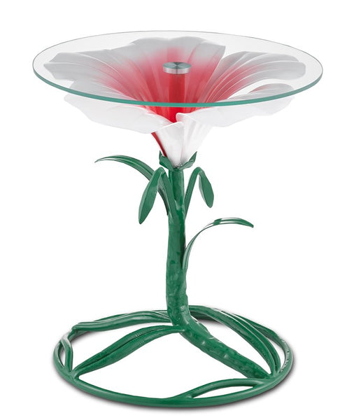 Currey and Company Hibiscus Accent Table 4000-0113