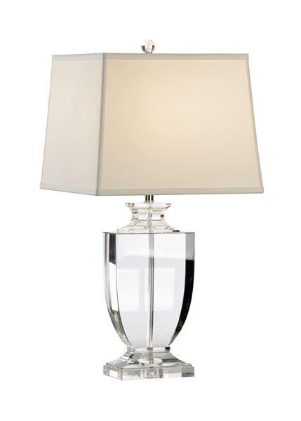 Chelsea House Durham Crystal Lamp 68806