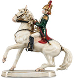 Staffordshire Royal Knight Figures Reproduction