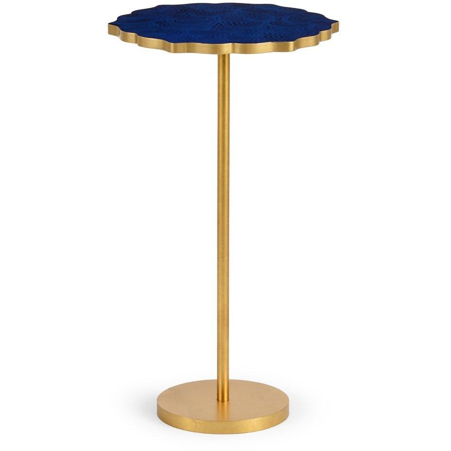 Chelsea House Lapis Side Table 382552 - LOVECUP