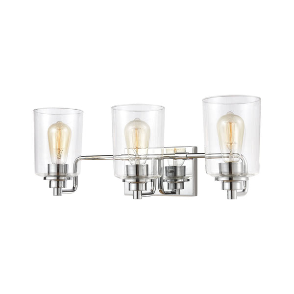 Lovecup Modern Farmhouse Thompkins 3-Light Vanity Light L622