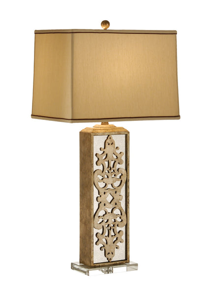 Wildwood Mirrored Column Lamp 60259