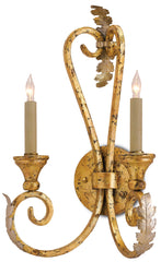 Currey and Company Orleans Wall Sconce 5000-0034