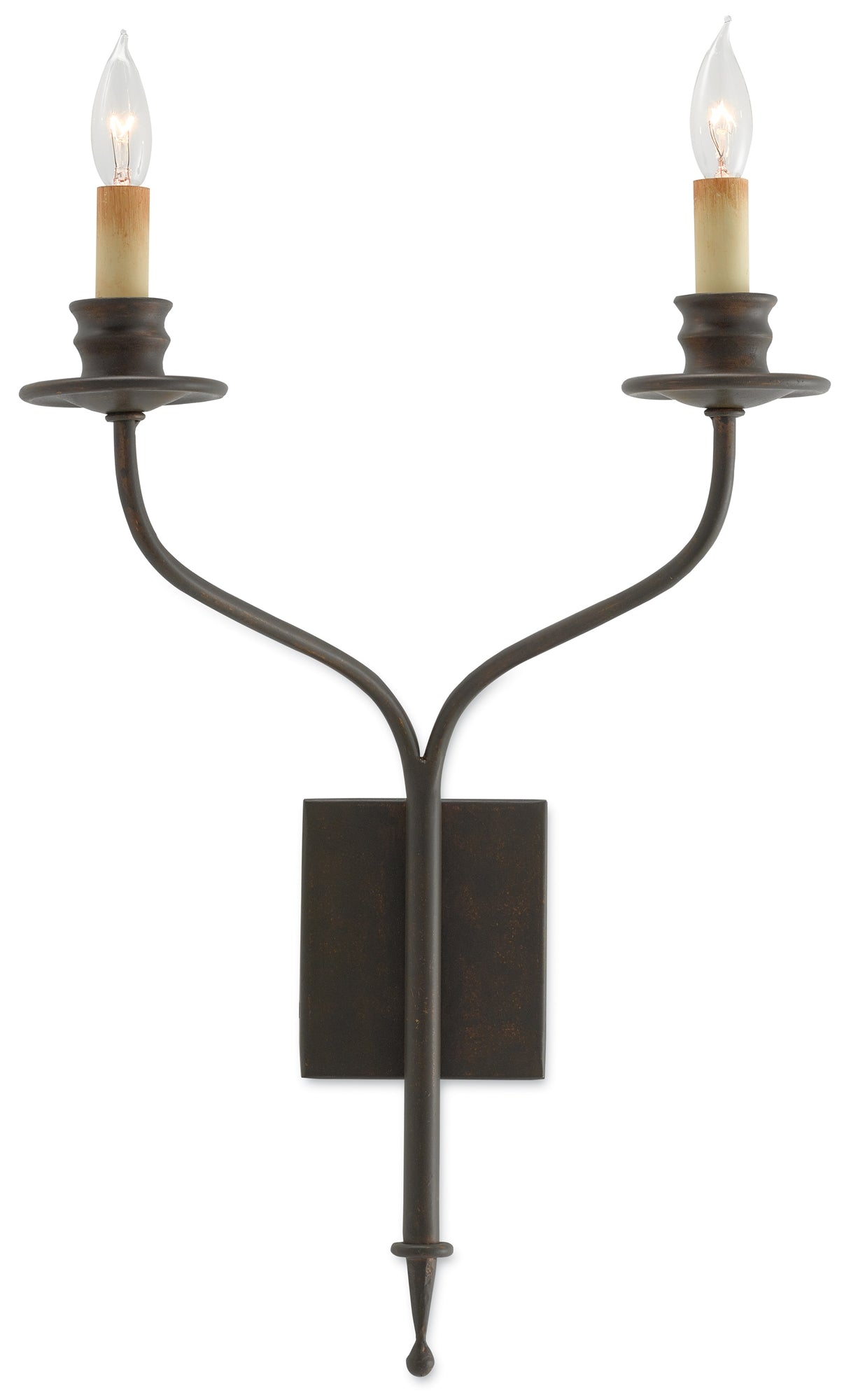 Currey and Company Highlight Wall Sconce 5000-0038