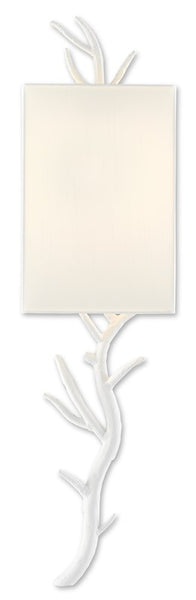 Currey and Company Baneberry Wall Sconce, Left 5000-0148