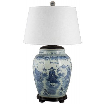 Lovecup Emma Porcelain Table Lamp