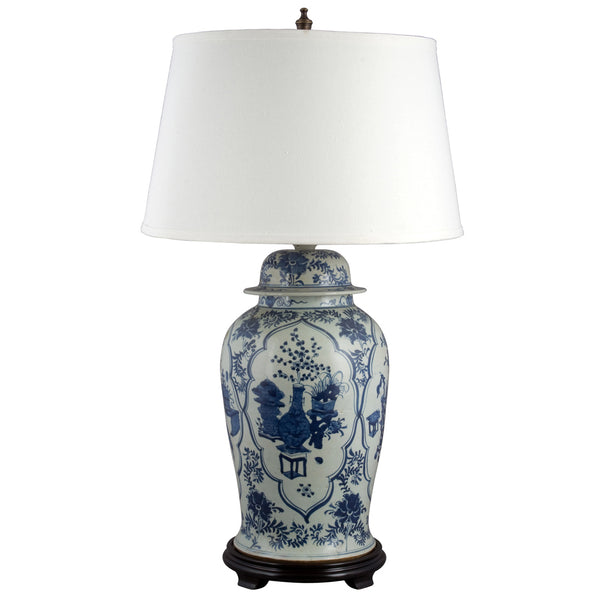 Lovecup Olivia Porcelain Table Lamp