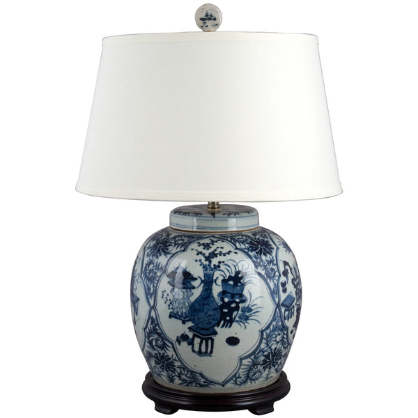 Lovecup Ava Porcelain Table Lamp