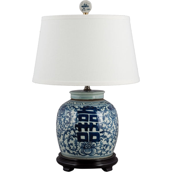 Lovecup Elizabeth Jar Table Lamp
