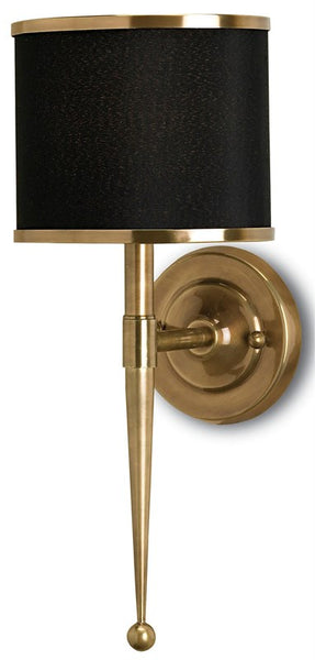Currey and Company Primo Wall Sconce 5021