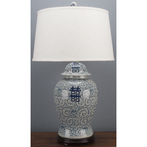 Lovecup Lillian Jar Table Lamp