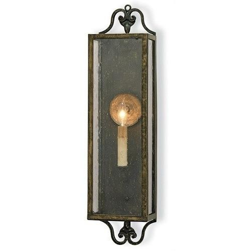 Currey and Company Wolverton Wall Sconce 5030 - LOVECUP