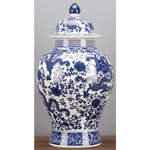 Lovecup Classic Blue and White Porcelain Jar - LOVECUP