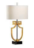Wildwood Apollo Lamp - Gold Leaf 65632