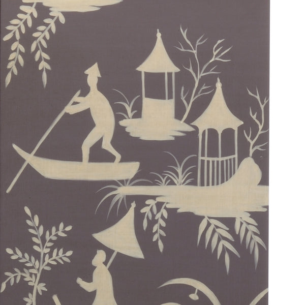 Chelsea House Chinoiserie Panel Lamp 69382