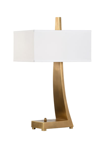 Wildwood Jaeger Desk Lamp - Brass 60889