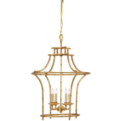 Chelsea House Bamboo Chandelier 68030 - LOVECUP