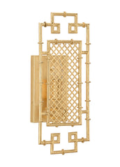 Chelsea House Benton Sconce - Gold 69123