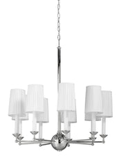 Matthew Frederick Jermyn Street - Single Tier Chandelier 65711