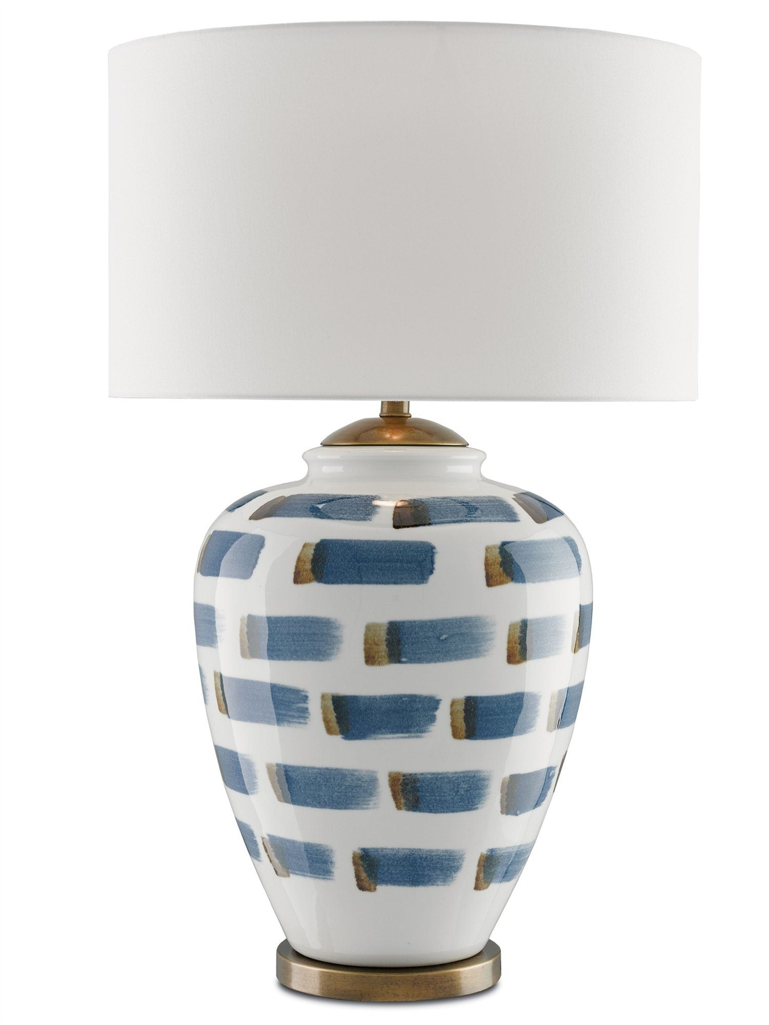 Currey and Company Brushstroke Table Lamp 6000-0019 - LOVECUP