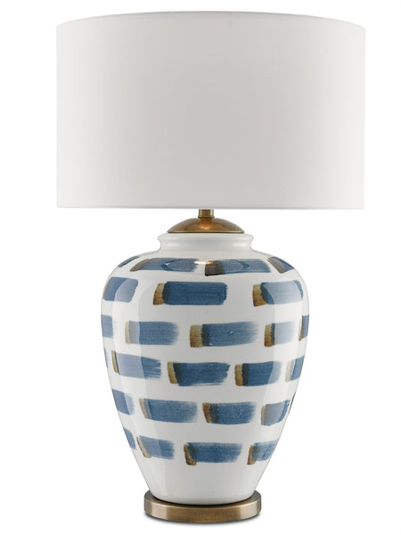 Currey and Company Brushstroke Table Lamp 6000-0019