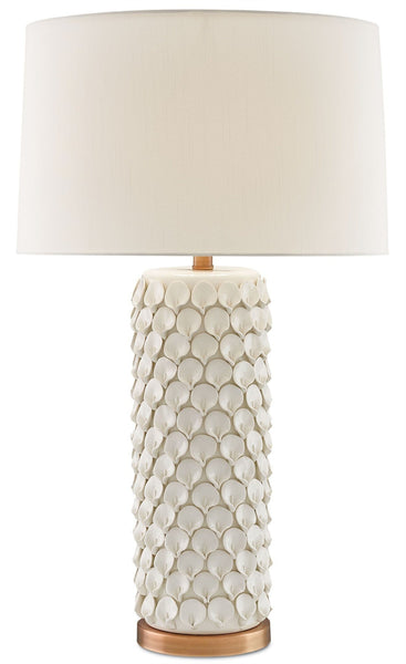 Currey and Companny Calla Lily Table Lamp 6000-0067