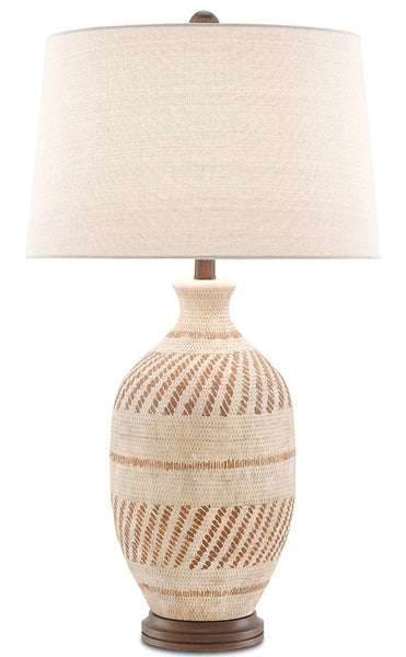Currey and Company Faiyum Table Lamp 6000-0088