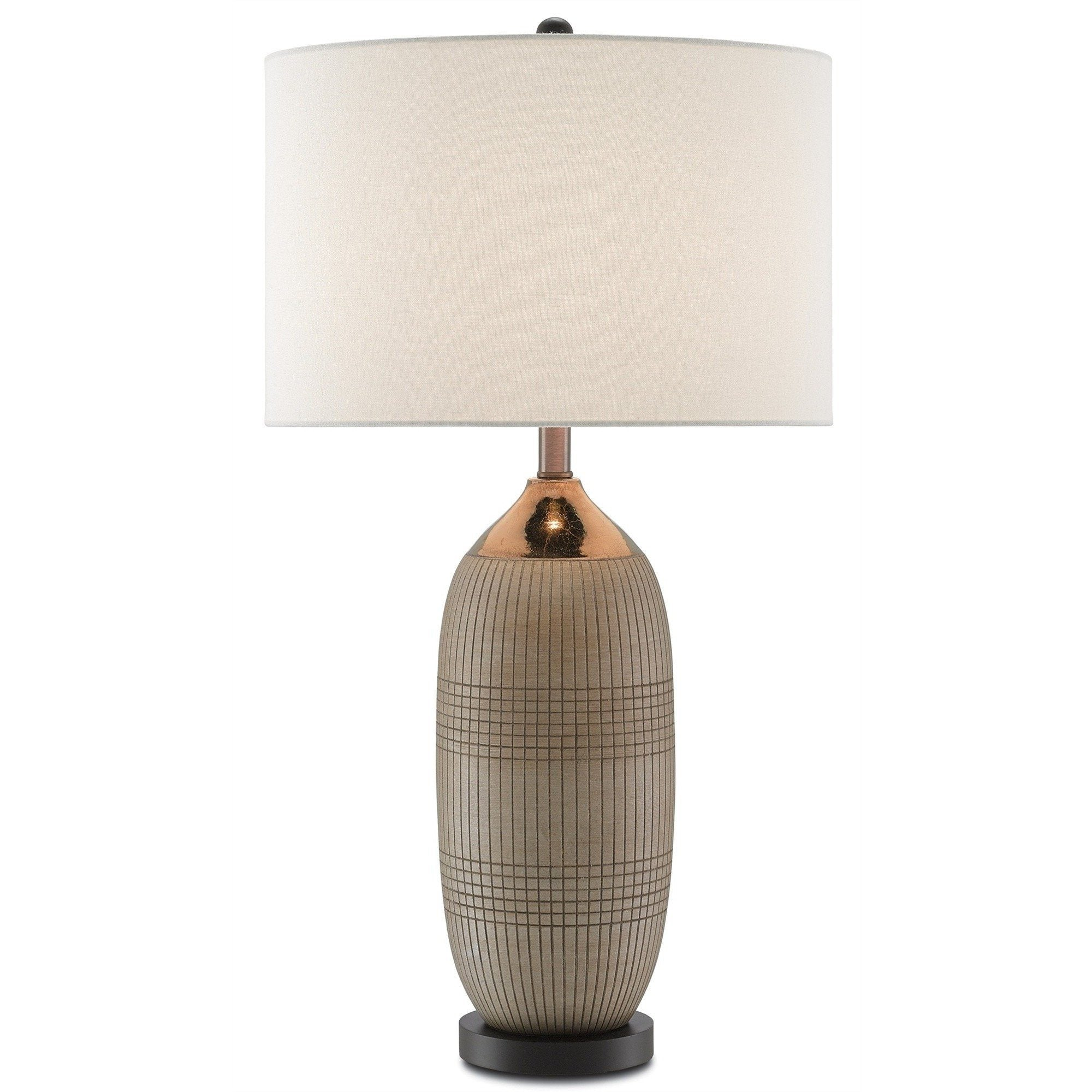 Currey and Company Alexander Table Lamp 6000-0096 - LOVECUP - 1