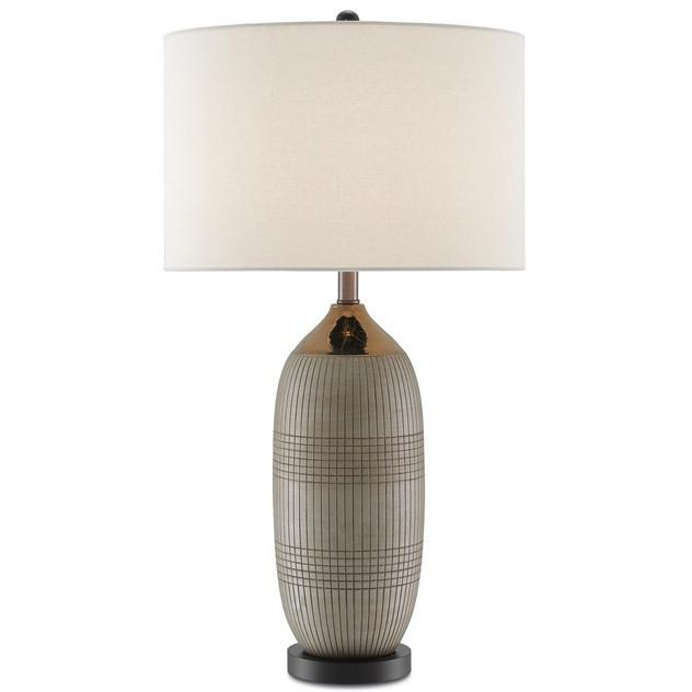 Currey and Company Alexander Table Lamp 6000-0096 - LOVECUP - 2