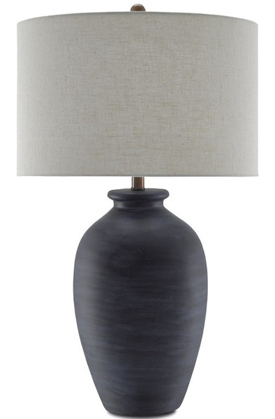 Currey and Company Cyanic Table Lamp 6000-0196