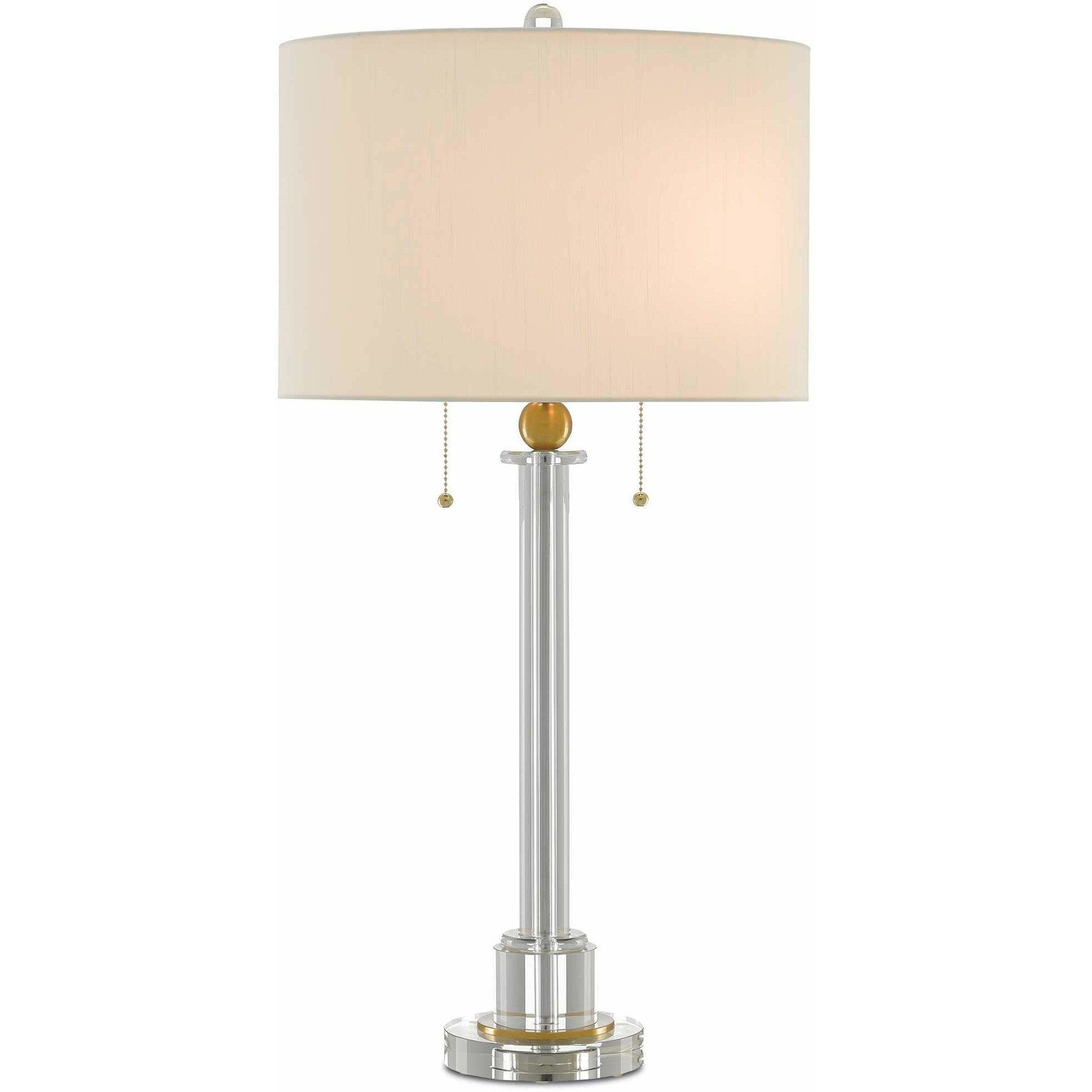 Currey and Company Larsa Table Lamp 6000-0211 - LOVECUP