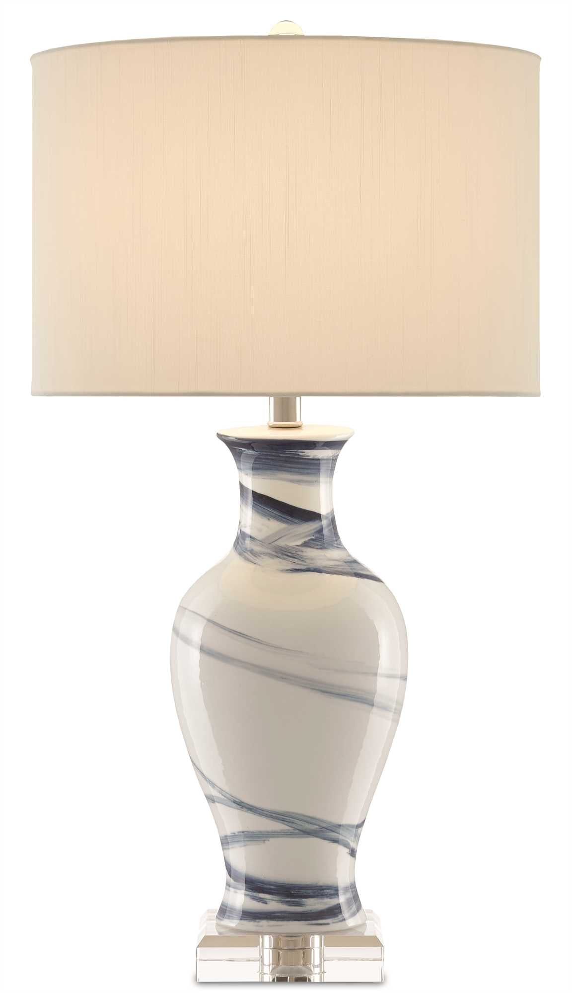 Currey and Company Hanni Table Lamp 6000-0316