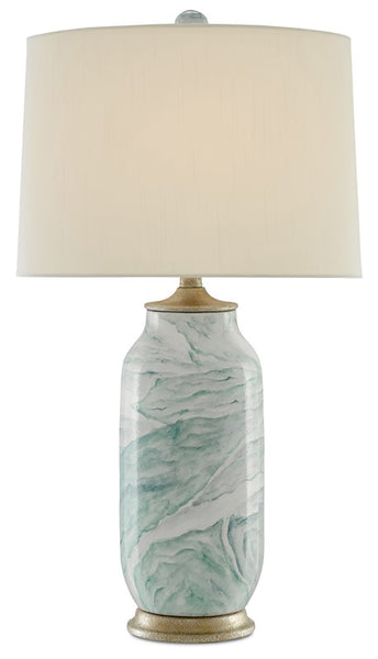 Currey and Company  Sarcelle Table Lamp 6000-0339