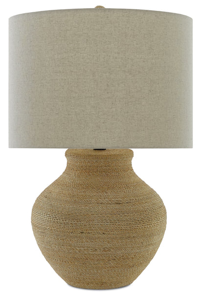 Currey and Company Hensen Table Lamp 6000-0427