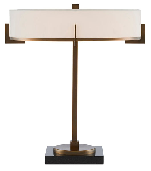 Currey and Company Jacobi Table Lamp 6000-0438