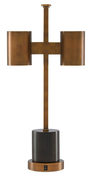 Currey and Company Kiseu Table Lamp 6000-0448